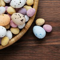 Five things you need to know when choosing an Easter egg
