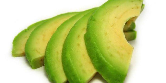 Avocado Feta Slices